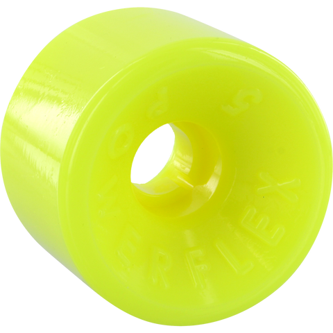Powerflex 5 Wheels  63mm 88a YELLOW (set of 4)
