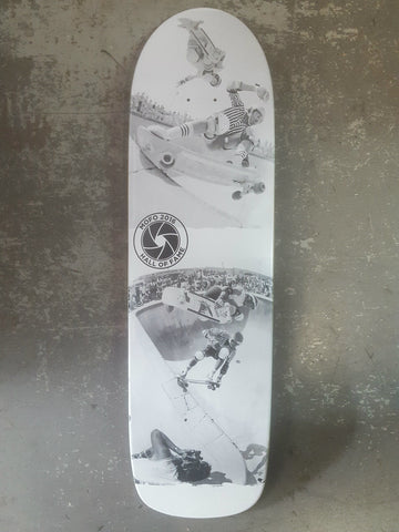 MOFO Hall Of Fame series skateboard deck (Steadham McGill) 9""