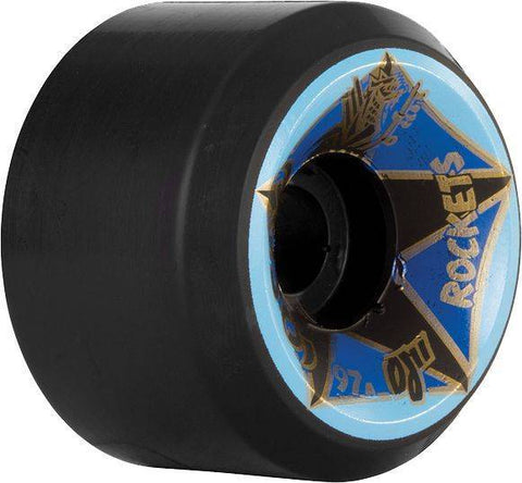HOSOI Rockets reissue Wheels 61mm 97a BLACK