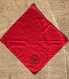 SK8supply Skate Shop Bandanna RED