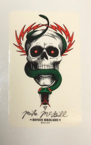 Powell Peralta Mike McGill Sticker