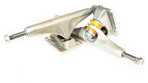 Tracker 161 (9″) AXIS skateboard trucks SET of 2 - SILVER
