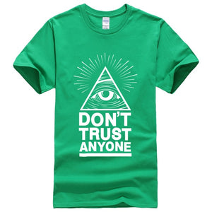 T-shirts Don't Trust Anyone