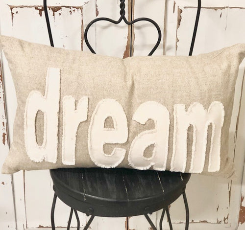 DREAM Down Filled Lumber Pillow