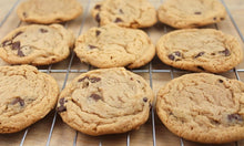 Jumbo Peanut Butter Chocolate Chip Cookie