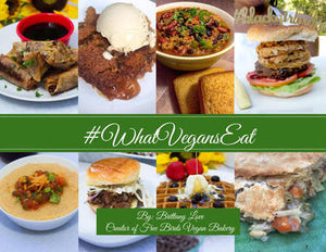 Vegan Cookbook ~ #WhatVegansEat