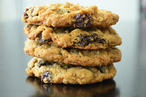 Jumbo Oatmeal Raisin Cookie