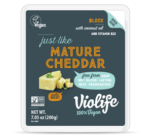 Violife Mature Cheddar Block