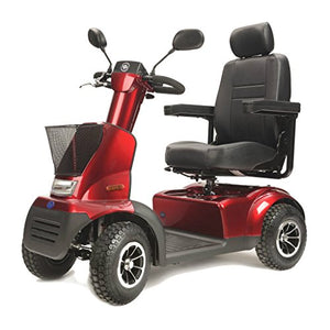 TGA Breeze Midi 4 (8 mph) - Mid Sized Mobility Scooter with VAT