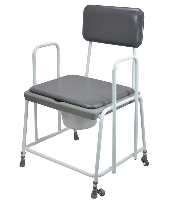Aidapt Sussex Bariatric Commode with VAT