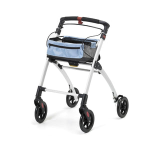 Days Breeze Indoor Rollator - White