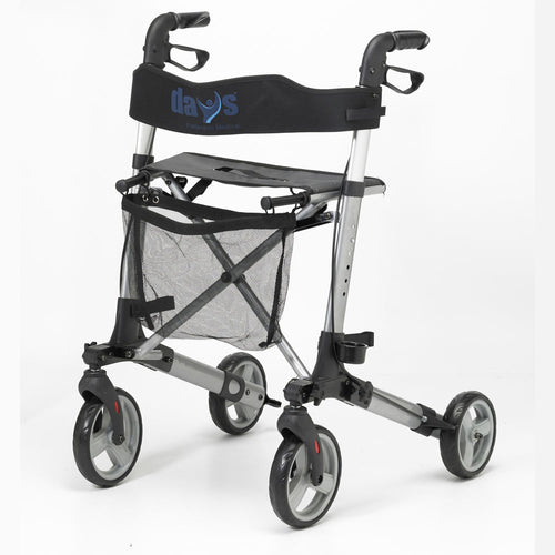 Days Deluxe Lightweight Rollator
