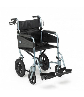 Days Escape Lite Aluminium Transit Wheelchair with VAT