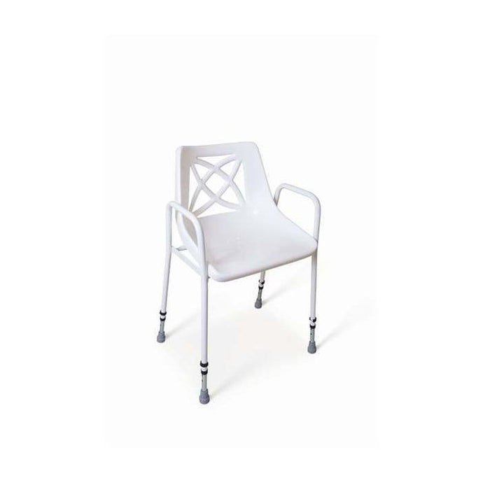 Static Shower Chair - Adjustable Height