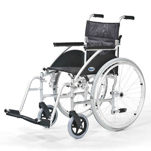 Swift Self Propelled Folding Wheelchair
