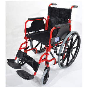 Aidapt Deluxe Lightweight Self Propelled Aluminium Wheelchair with VAT