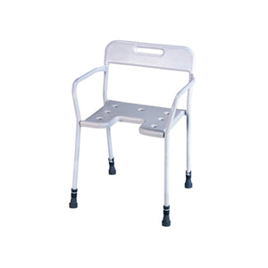 Darenth Height Adjustable Shower Chair