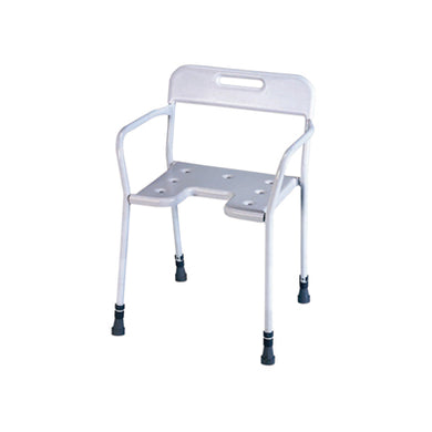Darenth Height Adjustable Shower Chair with VAT