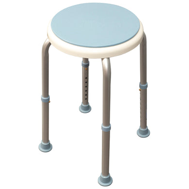 Bath Stool with Rotating Seat with VAT
