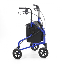 Days Lightweight Aluminium Tri Wheel Walker with VAT