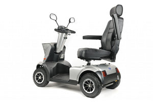 TGA Breeze Midi 4 (8 mph) - Mid Sized Mobility Scooter