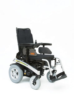 Pride Fusion - Power Tilt & Manual Recline