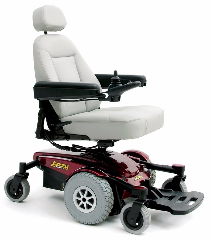 Pride Jazzy Select 6 Power Chair with VAT