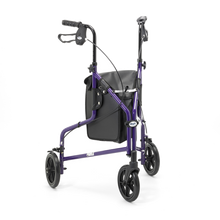Days Lightweight Aluminium Tri Wheel Walker