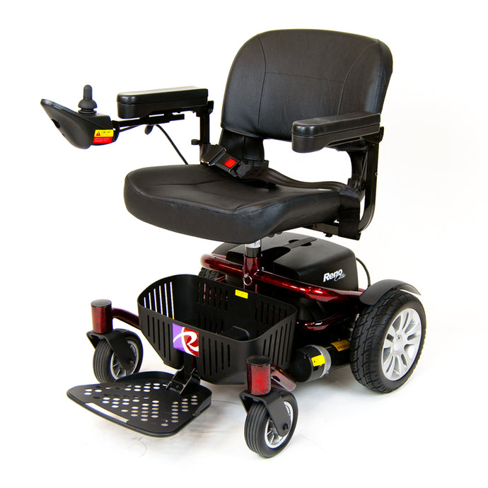 Roma Medical Reno Elite Power Chair - Standard or Captain's Chair Available
