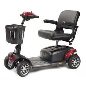 TGA - Zest 12Ah - Mobility Travel Scooter with VAT