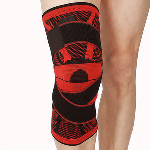 Breathable Knee Brace for Sports Knee Pad