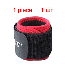 Red Color Adjustable Wrist Support Brace for Men and Women