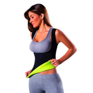 Neoprene Cami Vest Body Shaper with Variant Colors