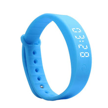 Sports 3D LED Calorie Pedometer Smart Watch at Affordable Price