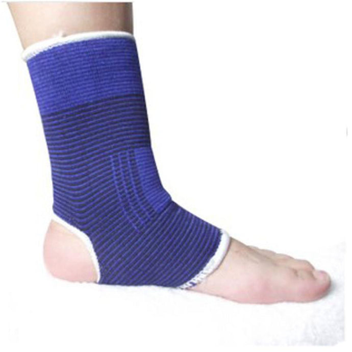 1 Pair High Elasticity Ankle Support 22*9cm Sports Safety Men Protection Ankle Bracer Guard Worm Ankle Band Basketball
