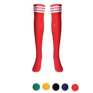 Thigh High Socks Over Knee for Sports