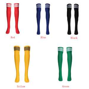 Running Girls Football Socks with Premium Quality