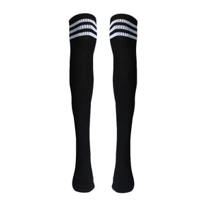 Thigh High Socks Over Knee for Sports at Discounted Price