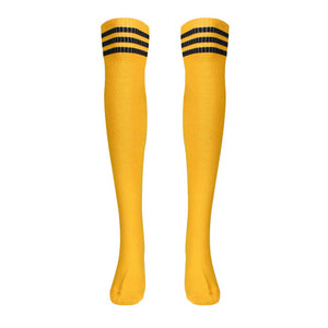 Running Girls Football Socks with High Quality at Affordable Price