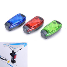 Bicycle 3 LED Light Clip on for Running Bike