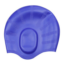 Silicon Cap Diving and Waterproof Swimming Pool Hat