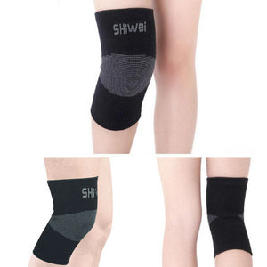 Sports Tendon Training Elastic Knee Brace Soft with Premium Quality
