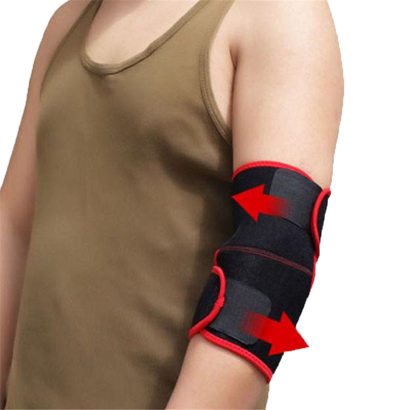 1PC Elbow Protector Pad Sports Safety Supporter Protective Mat Protection Thick Valentine's day gifts#YL