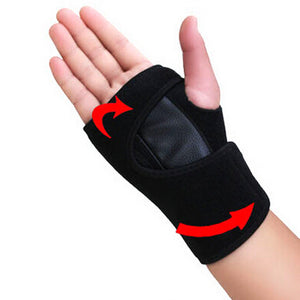 Wristband Arm Band Finger Lock Basketball Tennis Outdoor Sports Protector wrist protector carpal tunnel wrist brace gym wraps
