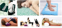 Premium Quality Acupressure Massager Mat for Body Pain Relief