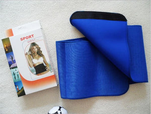 Slimming Belt Burner Belly Fitness Body Wrap Cellulite Shaper For Men Women
