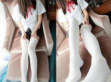 Girl's Thigh High Soft Cotton Stockings New at Discounted Price