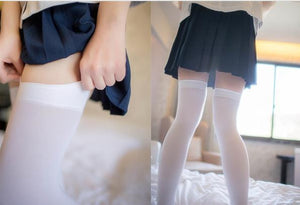 Women's Over Knee Long Cotton Socks with Great Quality