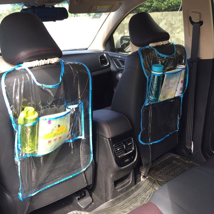 Car Auto Seat Back Protector Cover for Children