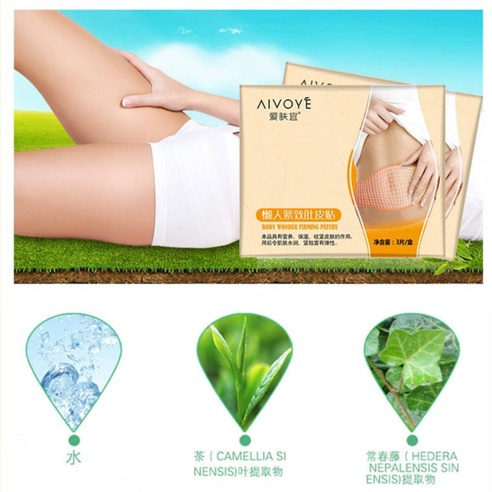 Buy Navel Weight Loss Burning Fat Patch High Quality